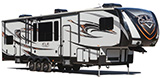 Forest River Inc.: XLR Thunderbolt Toy Hauler 5th Wheels http://www.forestriverinc.com/product-details.aspx?LineID=201&Image=5378